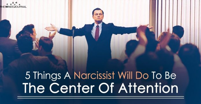 5 Things A Narcissist Will Do To Be The Center Of Attention2