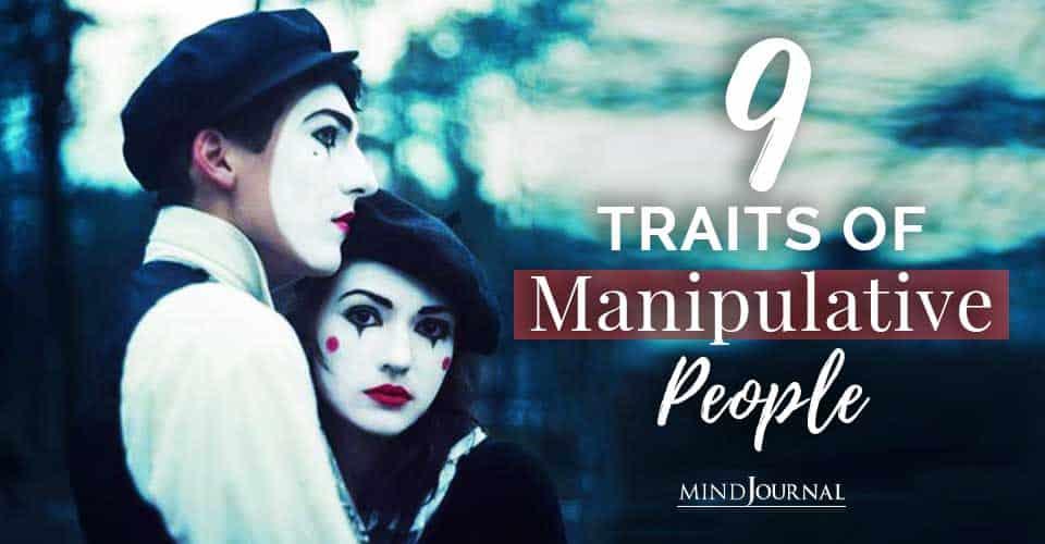 Traits of Manipulative People