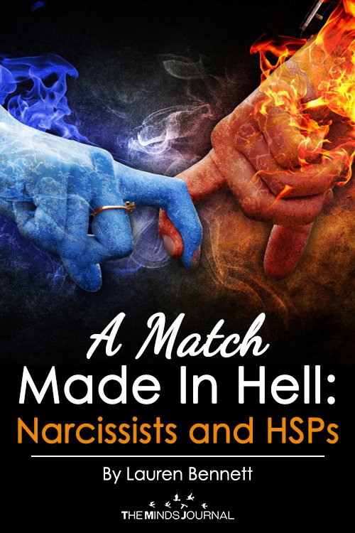A Match Made In Hell Narcissists and HSPs