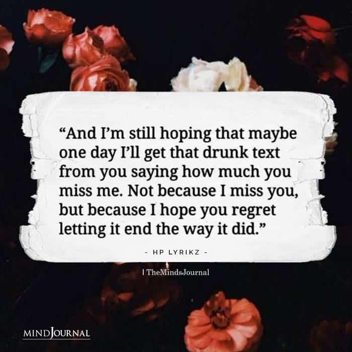 And I Am Still Hoping