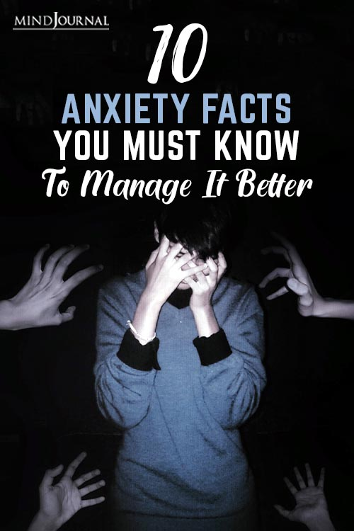 Anxiety Facts Know Manage Better Pin