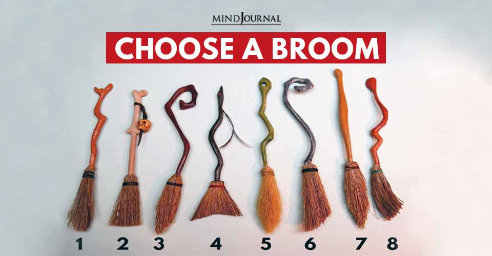 Choose broom Kind Of witch