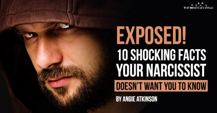 Exposed! 10 Shocking Facts Your Narcissist Doesn't Want You to Know2