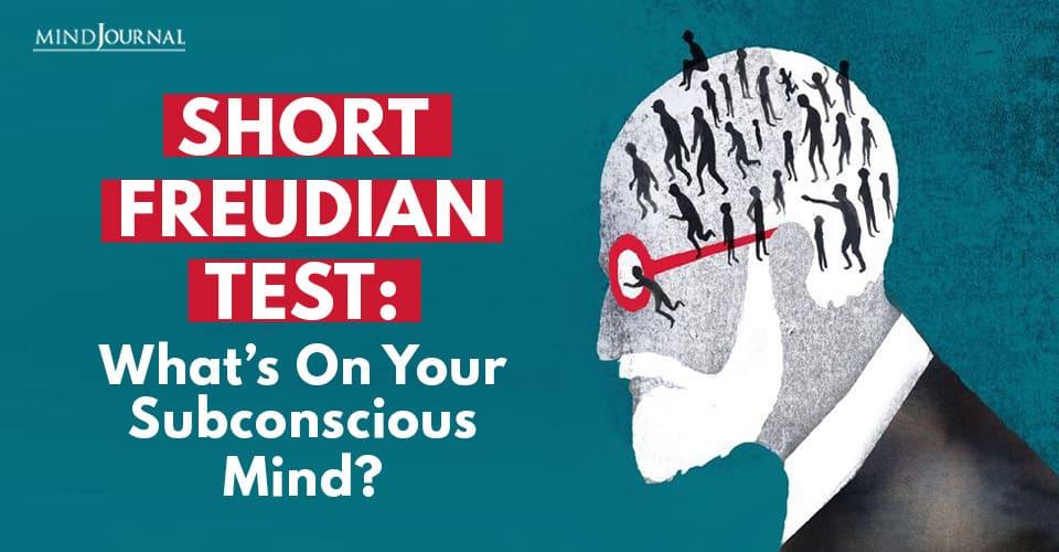 Short Freudian Test