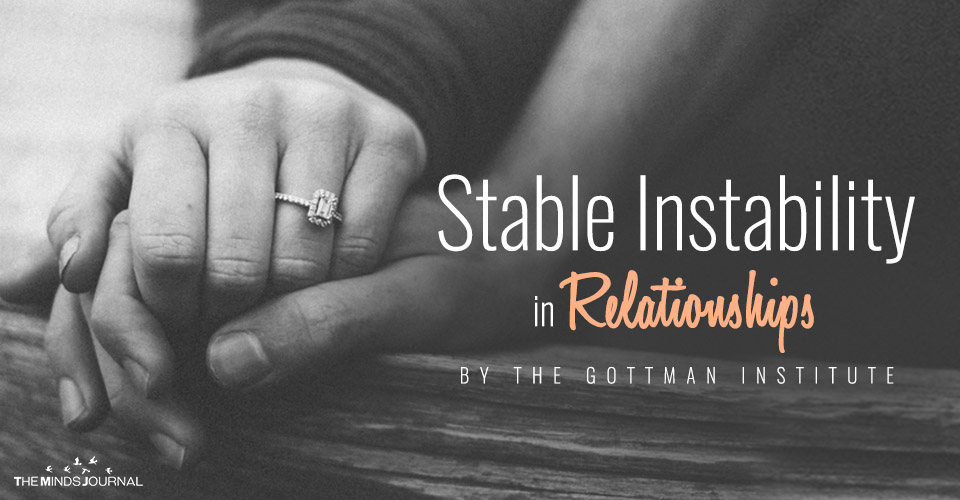 Stable Instability in Relationships