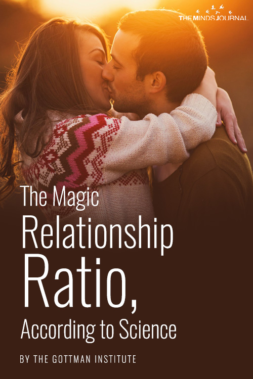 The Magic Relationship Ratio, According to Science