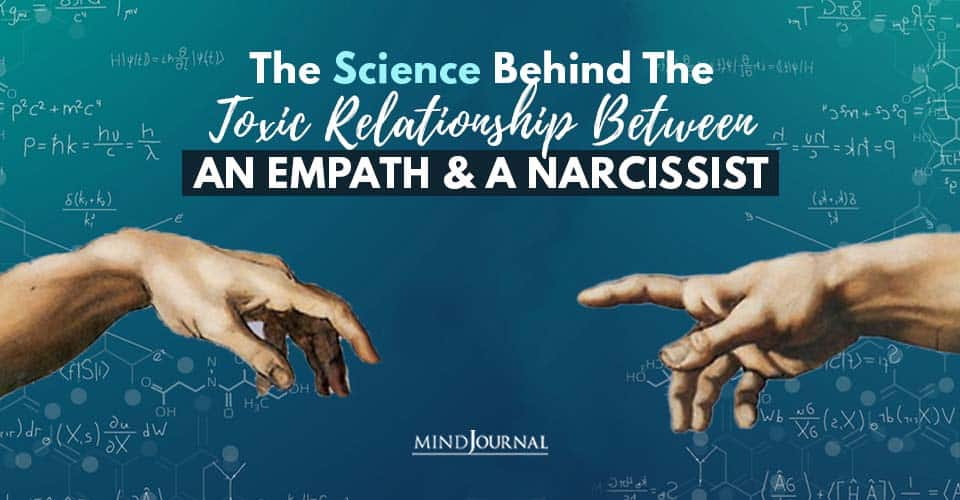 Science Behind Toxic Relationship Between Empath And Narcissist