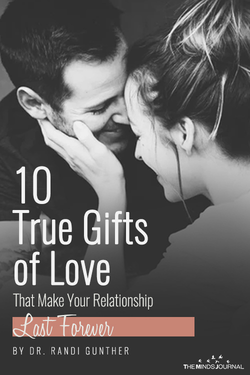 10 True Gifts of Love That Make Your Relationship Last Forever