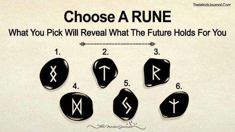 Choose A RUNE What You Pick Will Reveal What The Future Holds For You