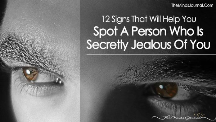 12 Signs That Will Help You Spot A Person Who Is Secretly Jealous Of You