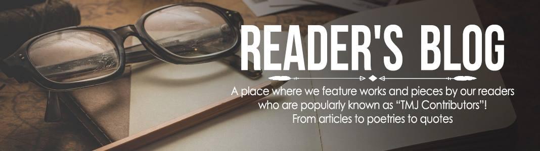 reader's blog