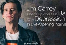 Jim Carrey Opens Up About His Battle With Depression In Eye-Opening Interview
