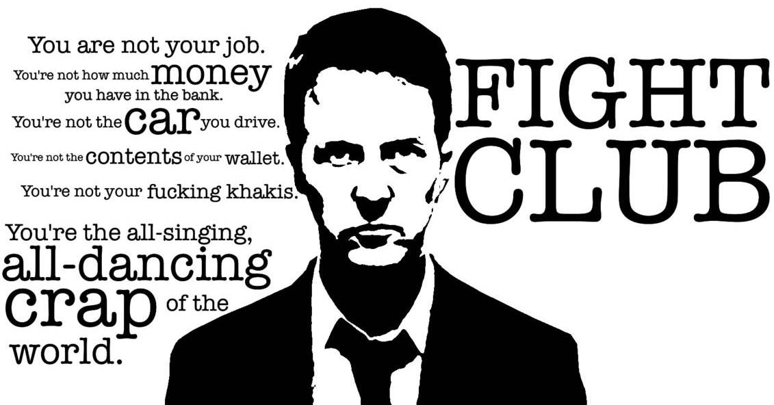 These 5 Fight Club Quotes Will Help You Look At Your Life In ...
