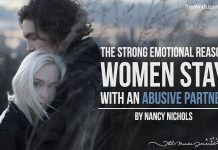 The STRONG Emotional Reason Women Stay With An Abusive Partner