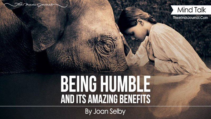 Being Humble and Its Amazing Benefits