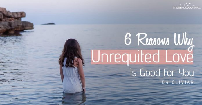 6 Reasons Why Unrequited Love Is Good For You