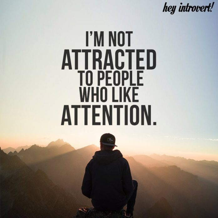 I'm not attracted