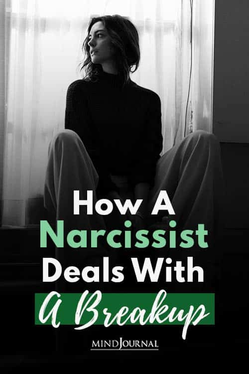 Narcissist Deals With A Breakup Pin