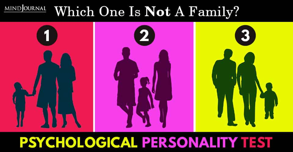 Not Family Psychological Personality Test