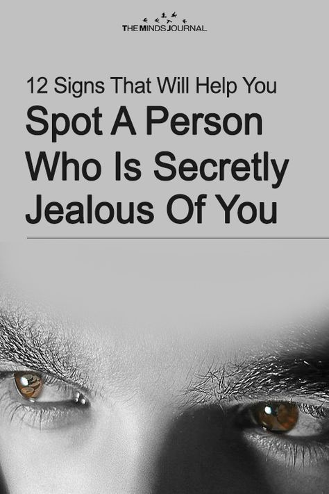 Signs Jealous Of You