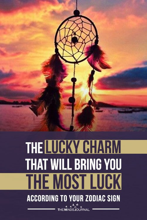 The Lucky Charm That Will Bring You The Most Luck According To Your Zodiac Sign