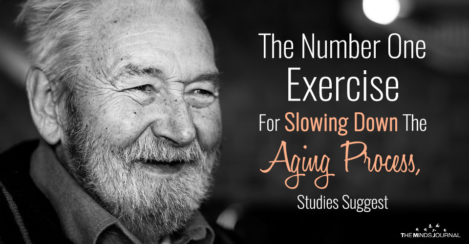 The Number One Exercise For Slowing Down The Aging Process, Studies Suggest