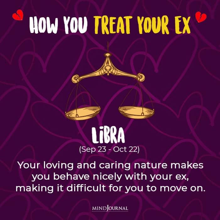 Treat Your Ex libra