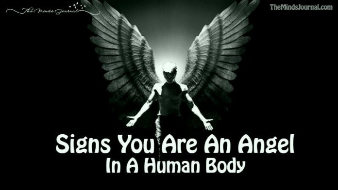 Signs You Are An Angel In A Human Body