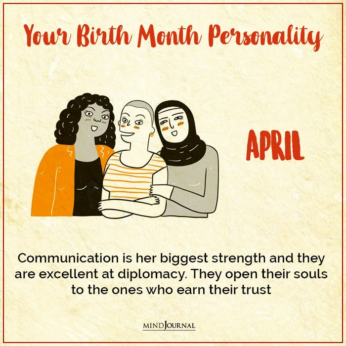 kind of women april
