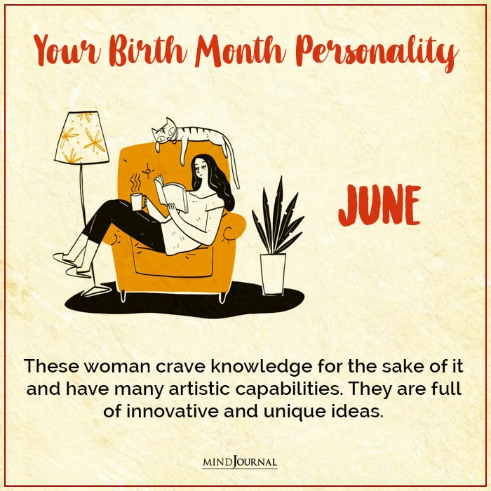 kind of women june