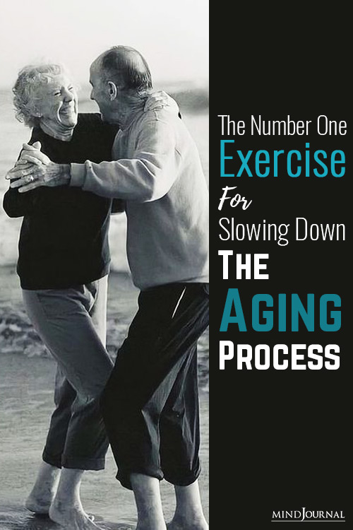 slowing down the aging process pin