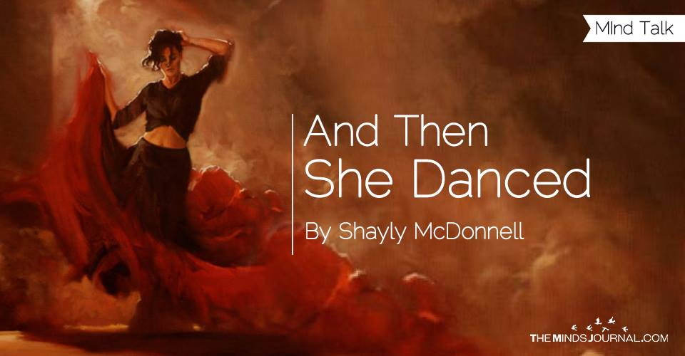 And Then She Danced