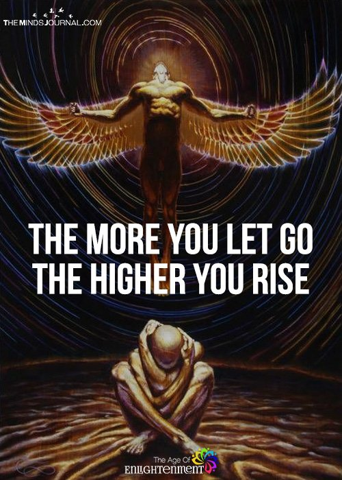 The More You let Go