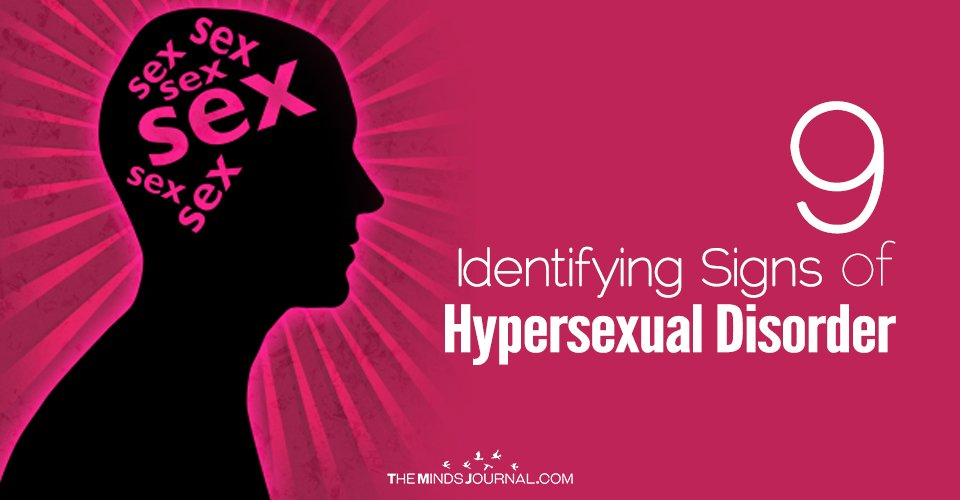 9 Identifying Signs of Hypersexual Disorder