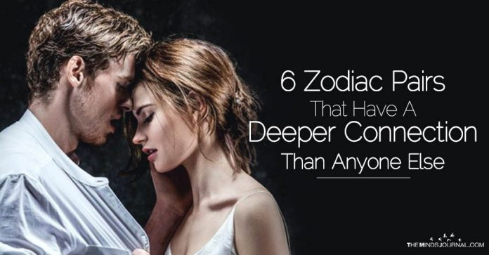 6 Zodiac Pairs That Have A Deeper Connection Than Anyone Else
