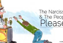 The Narcissist And The People Pleaser