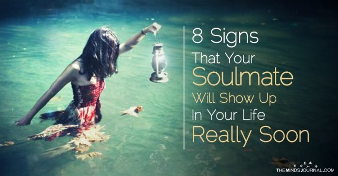 8 Signs That Your Soulmate Will Show Up In Your Life Really