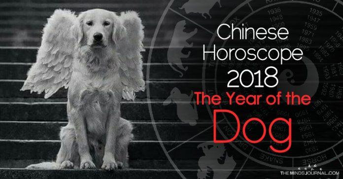 Chinese Horoscope 2018 – The Year of the Dog