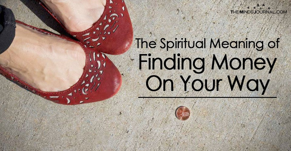 Spiritual Meaning of Finding Money On Your Way