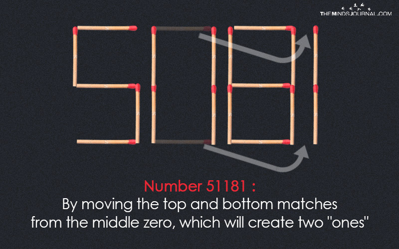 What Is The Biggest Possible Number You Can Make By Moving Only 2 Matches?