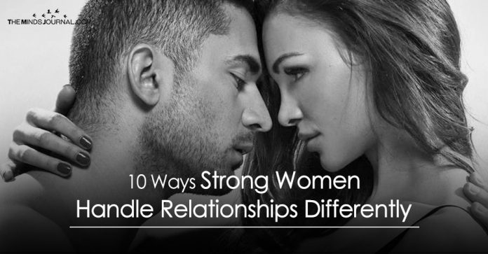 10 Ways Strong Women Handle Relationships Differently