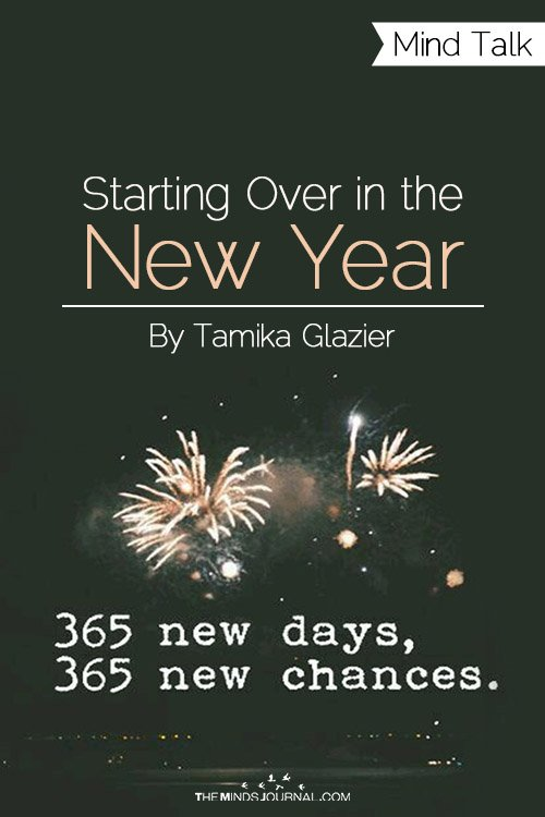 Starting Over in the New Year