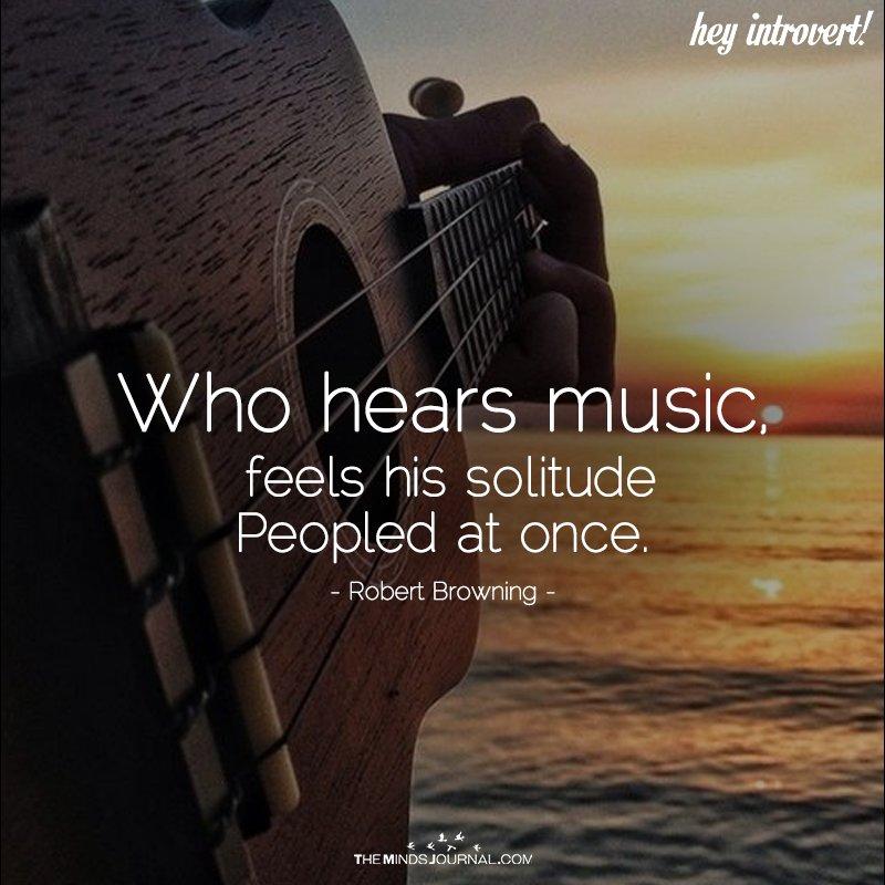 Who Hears Music