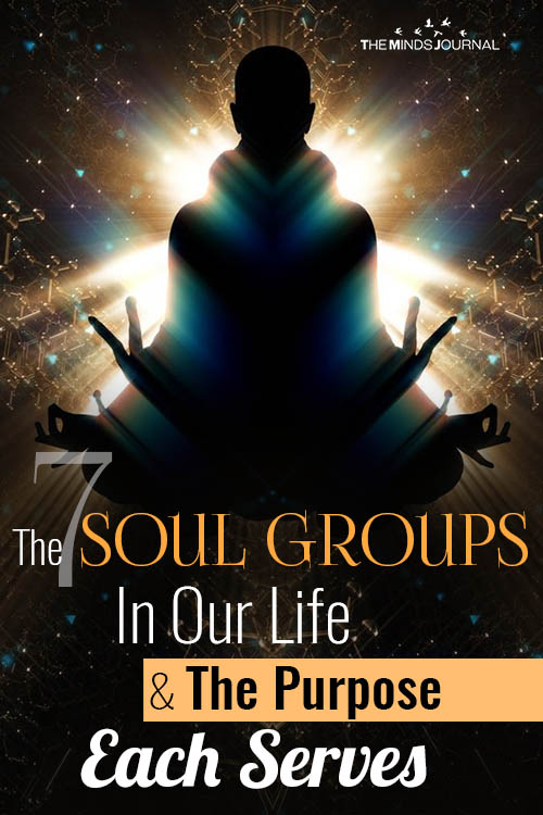 Soul Groups In Our Life and The Purpose Each Serves pin