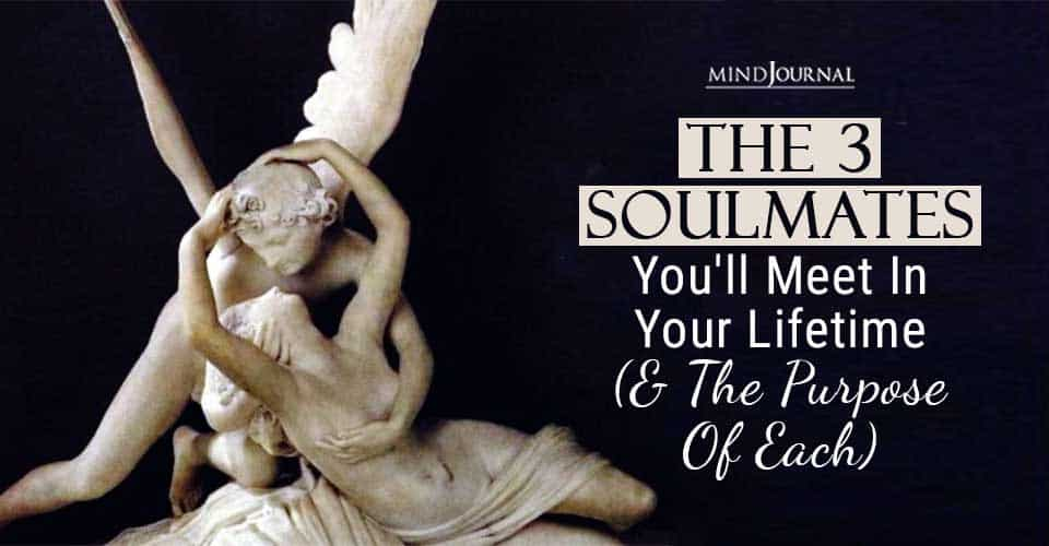 Soulmates You'll Meet In Your Lifetime