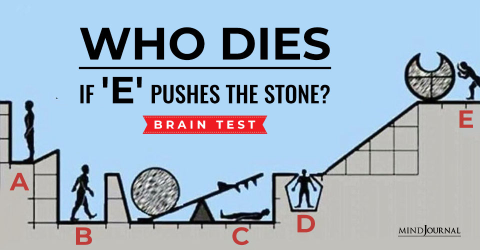 Who Dies E Pushes Stone