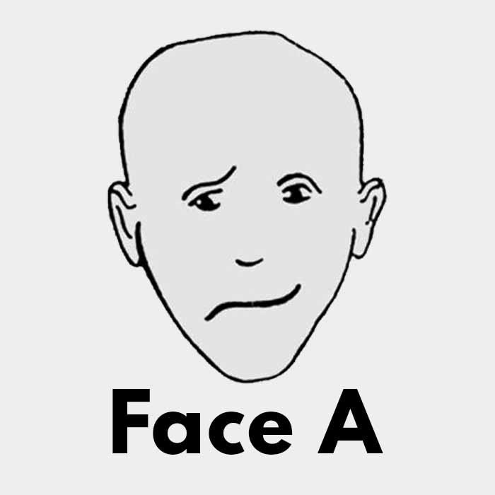 face a