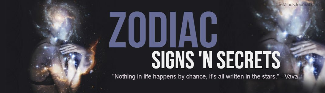Zodiac Signs 'N Secrets Archives - The Minds Journal %