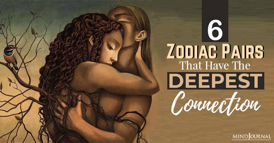 zodiac pairs that have the deepest connection