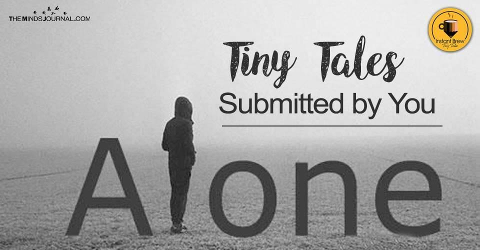 'Alone' Tiny Tales